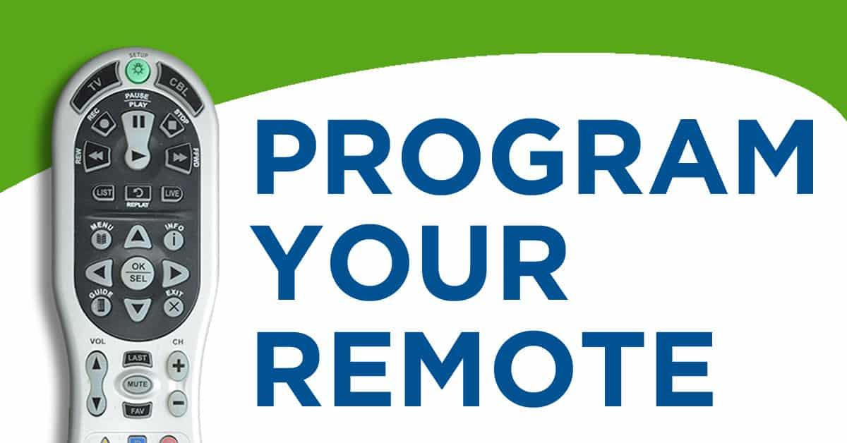 TV Remote Help