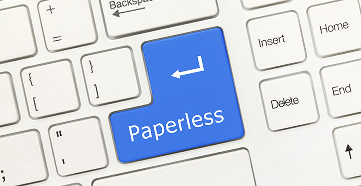Paperless Bill